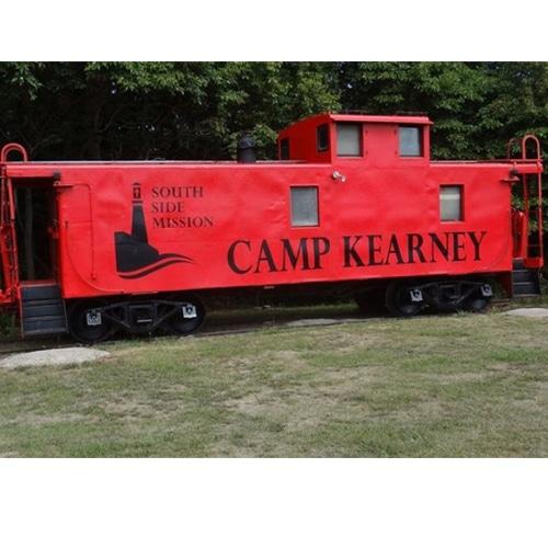 Camp caboose