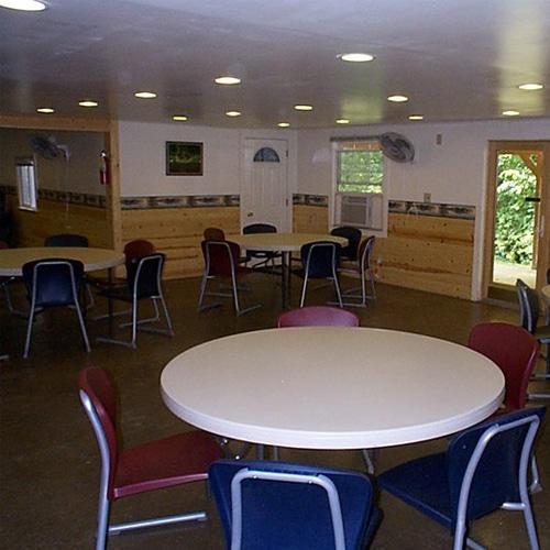 Camp Dinning Center