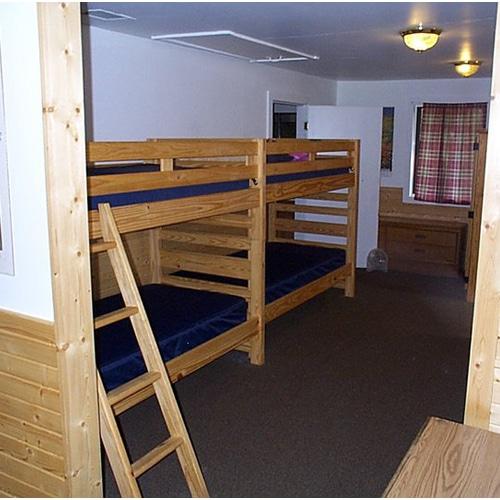 Inside family retreat center